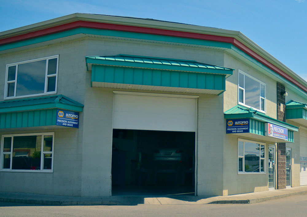 Calgary Mechanic Shop