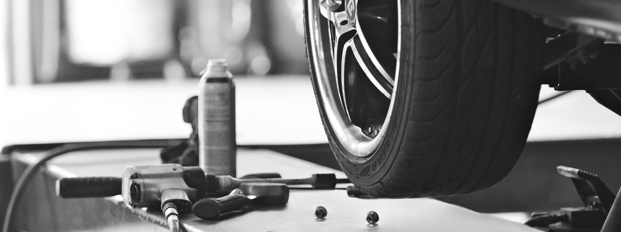 Precision in Calgary provides tire repair