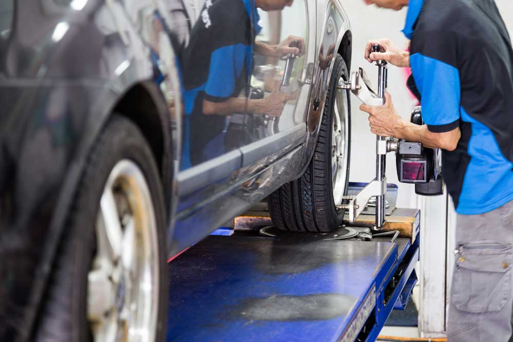 Wheel Alignment Services in Calgary