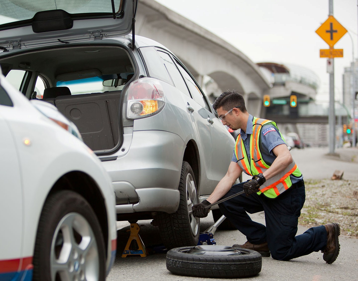 Roadside Assistance in Calgary