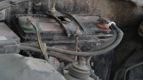 Automotive Tips: Battery Maintenance