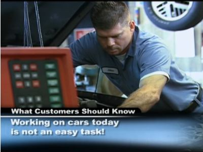 Getting Your Vehicle Repaired at Precision Alignment & Brake