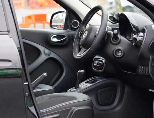 Can your car scent make you safer?