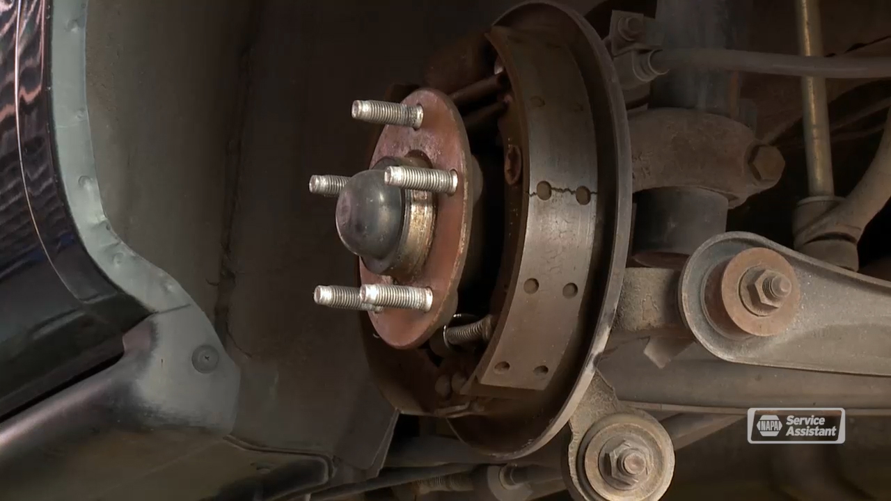 Servicing Your Drum Brakes