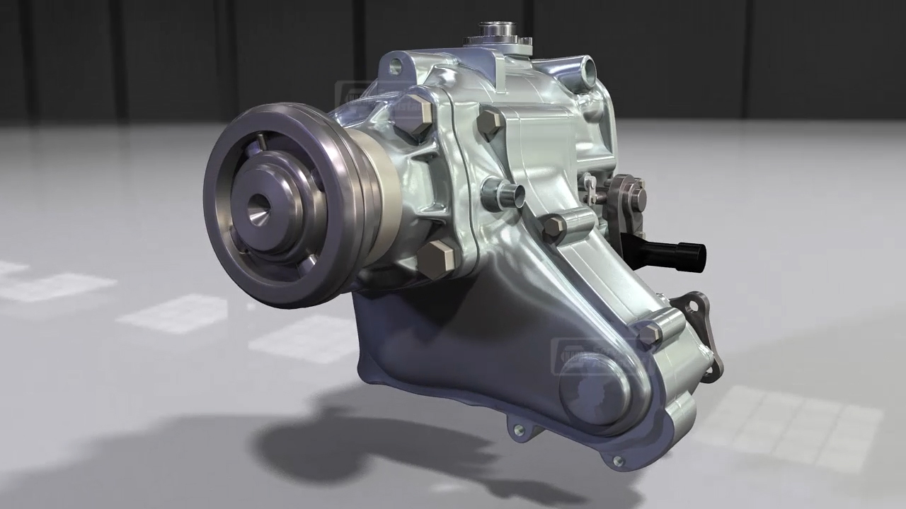 Transfer Case Service for 4 Wheel Drive Vehicles