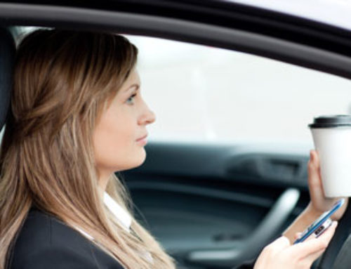 Distracted Driving: What's the most distracting food?