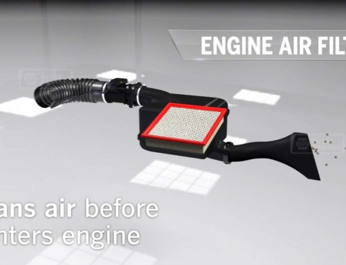 Your Engine Air Filter