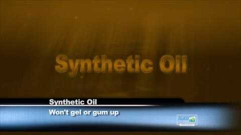 Synthetic Oil Calgary