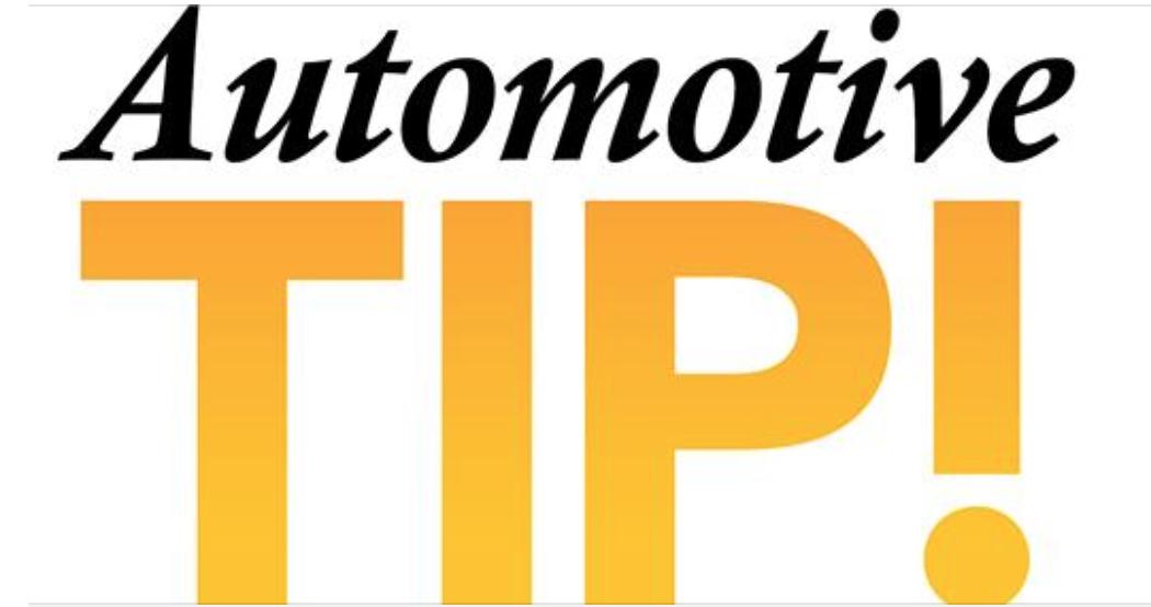 Automotive Tip
