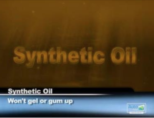 Simple Answers from Precision Alignment & Brake Ltd: Synthetic Oil