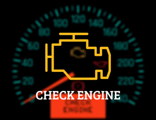 Question on Your Check Engine Light