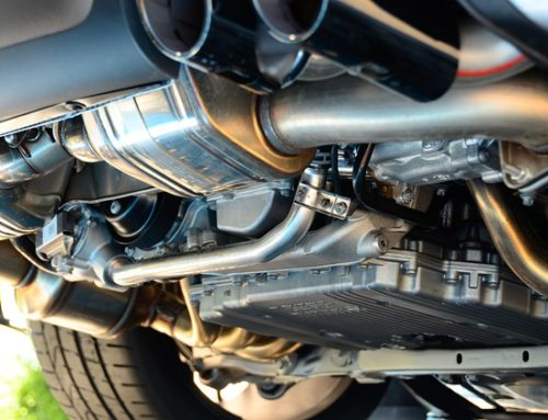 Automotive Tips: Emission System Service