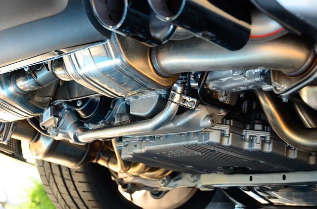 Automotive Tips: Emission System Service